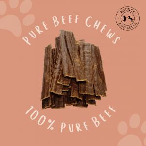 Pure Beef Chews