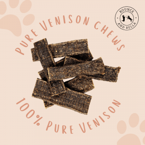 Pure Venison Chews