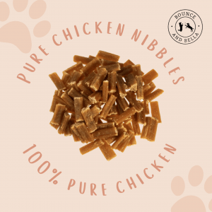 Pure Chicken Nibbles Graphic